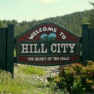 Hill City Sign